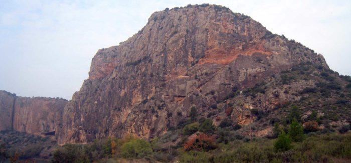 Paret de l'Ós a Sant Llorenç de Montgai