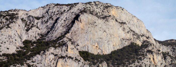 La Roca dels Collars a la Vall de Canelles