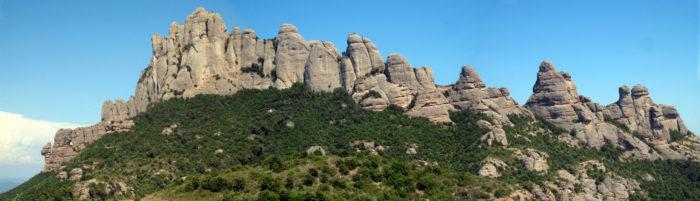 Muralla oest d'Agulles