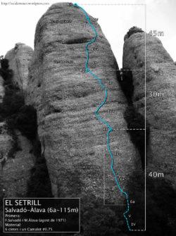 Salvadó-Àlava al Setrill