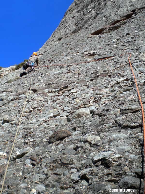 Primers metres del L3