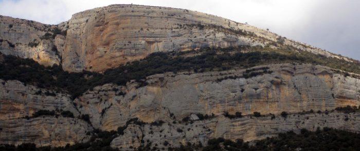 La banda més oriental de la Roca Alta, un dels racons més tranquils de Vilanova