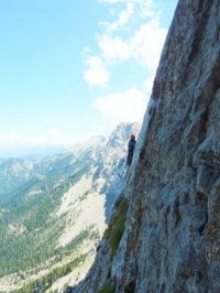 Berta a la Roca de l'Ordiguer