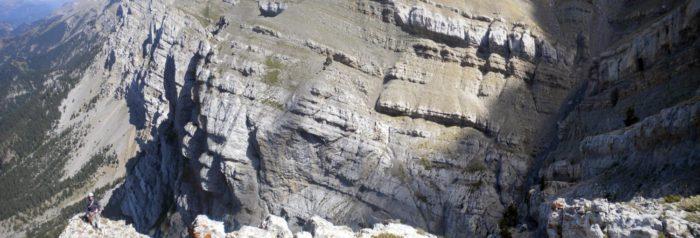 Ambient sensacional arribant al cim de la Roca de l'Ordiguer