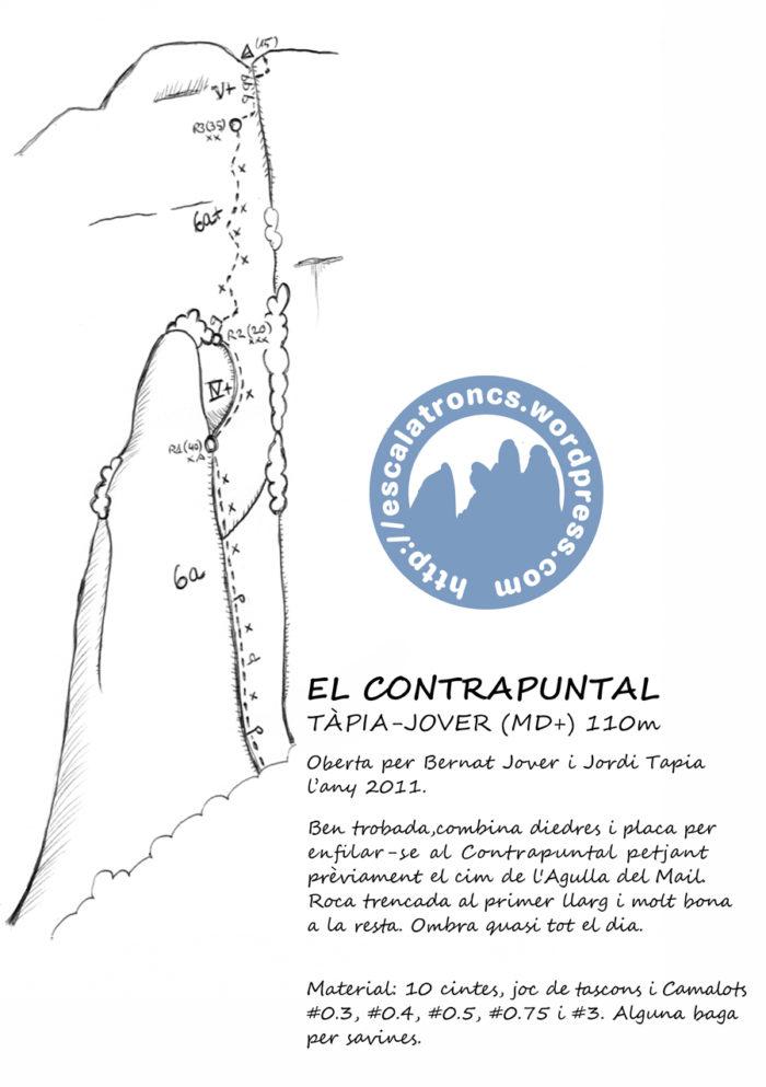 Ressenya de la via Tapia-Jover