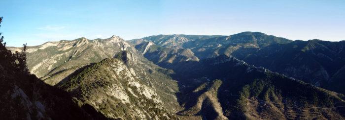 Vistes sobre la Vall de Canelles