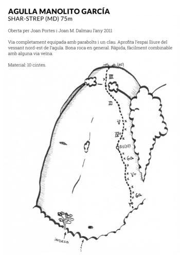 Shar-Strep a l'Agulla Manolito García
